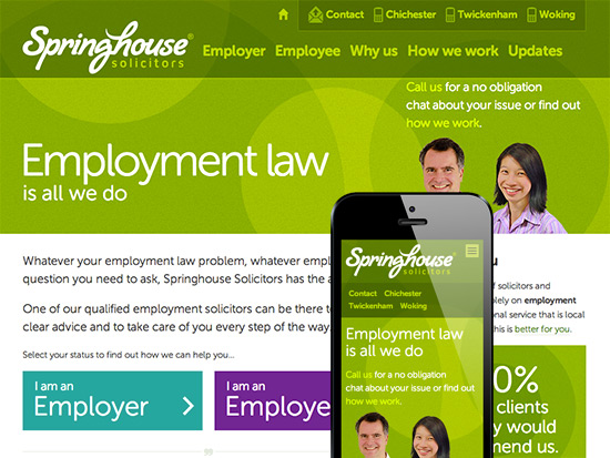 Part of Springhouse Law's home page