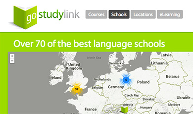 Part of gostudylink's schools page